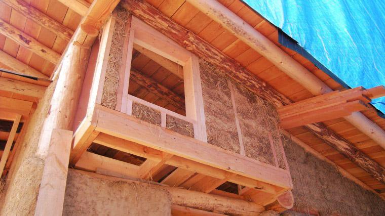 costruire casa con la paglia sassobrighi 100